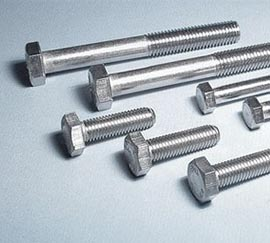 ASTM F1554 Bolts