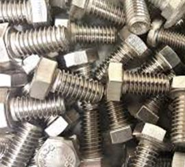 ASTM F3125 Bolts